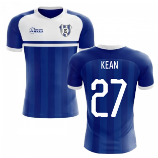 2020-2021 Everton Home Concept Football Shirt (Kean 27)