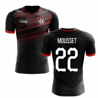 2019-2020 Sheffield United Away Concept Football Shirt (Mousset 22)