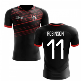 2019-2020 Sheffield United Away Concept Football Shirt (Robinson 11)