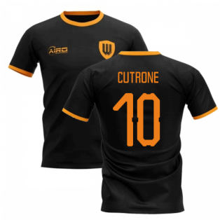 2019-2020 Wolverhampton Away Concept Football Shirt (Cutrone 10)