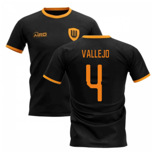 2020-2021 Wolverhampton Away Concept Football Shirt (Vallejo 4)