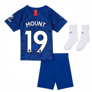2019-20 Chelsea Home Baby Kit (Mount 19)