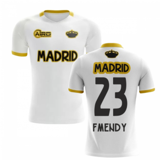 2020-2021 Madrid Concept Training Shirt (White) (F Mendy 23)