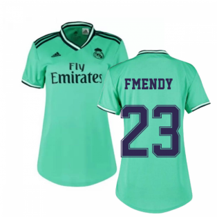 2019-2020 Real Madrid Adidas Womens Third Shirt (F Mendy 23)