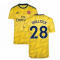 2019-2020 Arsenal Adidas Away Football Shirt (Kids) (Willock 28)