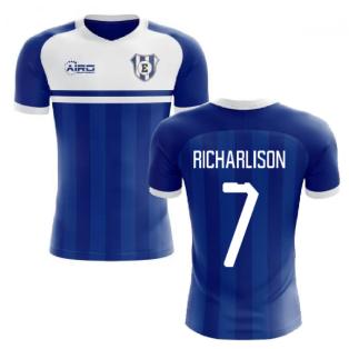 2019-2020 Everton Home Concept Football Shirt (Richarlison 7)