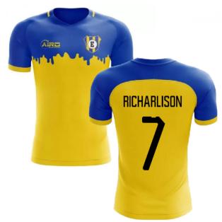 2019-2020 Everton Away Concept Football Shirt (Richarlison 7)