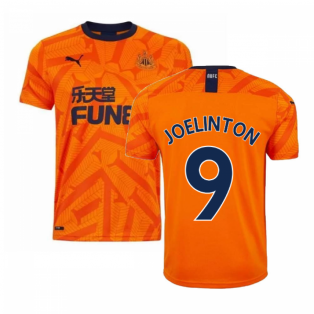2019-2020 Newcastle Third Football Shirt (Joelinton 9)