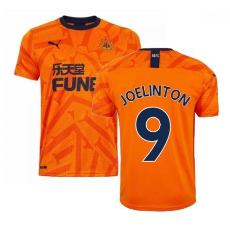 2019-2020 Newcastle Third Football Shirt (Joelinton 9)