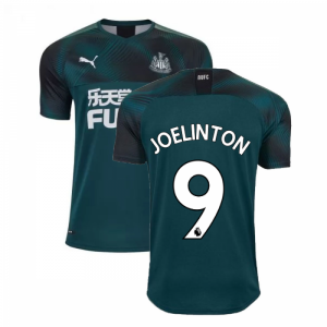 2019-2020 Newcastle Away Football Shirt (Joelinton 9)