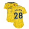 2019-2020 Arsenal Adidas Womens Away Shirt (Willock 28)