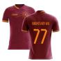 2020-2021 Roma Home Concept Football Shirt (Mkhitaryan 77)