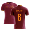 2020-2021 Roma Home Concept Football Shirt (Smalling 6)