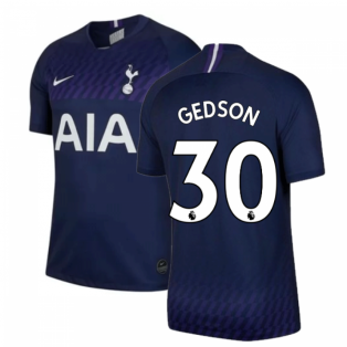 2019-2020 Tottenham Away Nike Football Shirt (Kids) (Gedson 30)