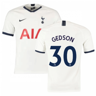 2019-2020 Tottenham Home Nike Football Shirt (Kids) (Gedson 30)