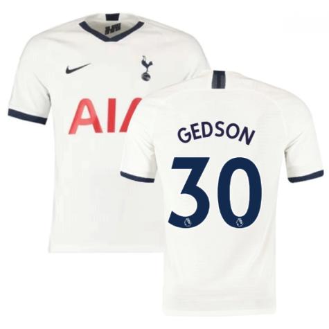 2019-2020 Tottenham Home Nike Football Shirt (Kids) (Gedson 30)