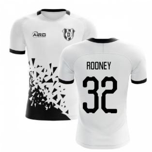 2020-2021 Derby Home Concept Football Shirt (Rooney 32)