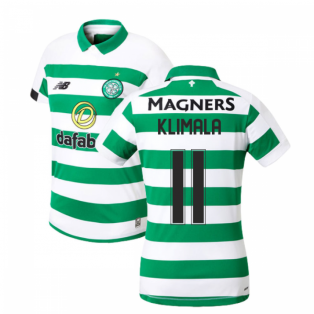 2019-2020 Celtic Home Ladies Shirt (Klimala 11)
