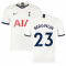 2019-2020 Tottenham Home Nike Football Shirt (Kids) (Bergwijn 23)