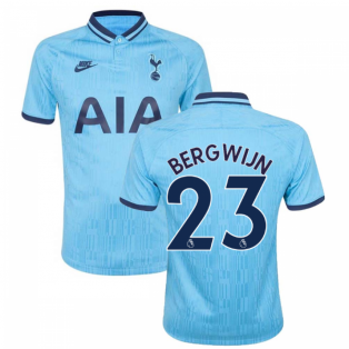 2019-2020 Tottenham Third Shirt (Kids) (Bergwijn 23)