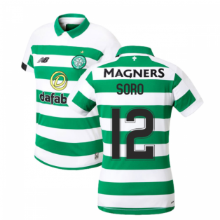 2019-2020 Celtic Home Ladies Shirt (Soro 12)