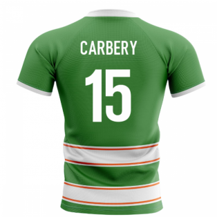 2019-2020 Ireland Home Concept Rugby Shirt (Carbery 15)