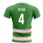 2020-2021 Ireland Home Concept Rugby Shirt (Ryan 4)