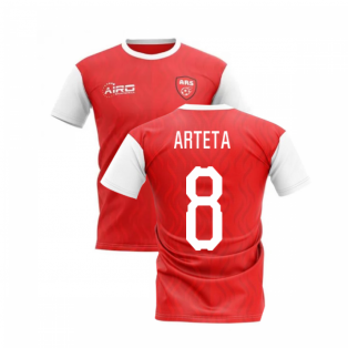 2020-2021 North London Home Concept Football Shirt (Arteta 8)