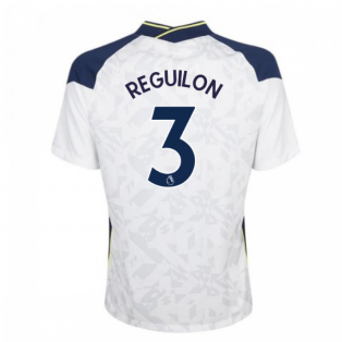 2020-2021 Tottenham Home Nike Football Shirt (REGUILON 3)