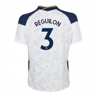 2020-2021 Tottenham Vapor Match Home Nike Shirt (REGUILON 3)