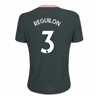 2020-2021 Tottenham Vapor Match Away Nike Shirt (REGUILON 3)