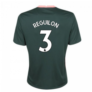2020-2021 Tottenham Away Nike Football Shirt (REGUILON 3)