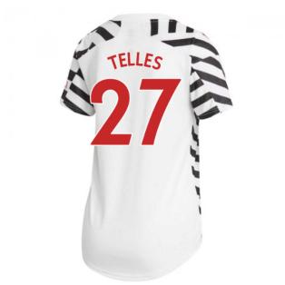 2020-2021 Man Utd Adidas Womens Third Shirt (TELLES 27)