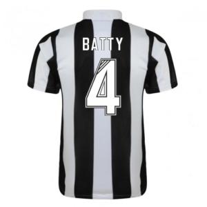1996-97 Newcastle Home Shirt (Batty 4)