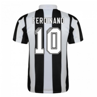 1996-97 Newcastle Home Shirt (Ferdinand 10)