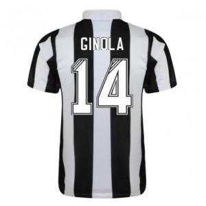 1996-97 Newcastle Home Shirt (Ginola 14)