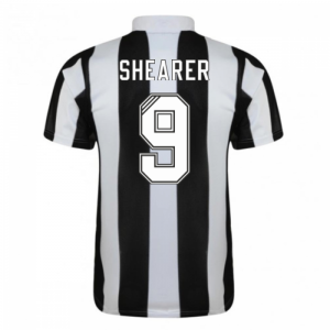 1996-97 Newcastle Home Shirt (Shearer 9)