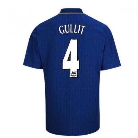 1997-98 Chelsea Fa Cup Final Shirt (Gullit 4)