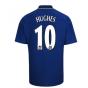 1997-98 Chelsea Fa Cup Final Shirt (Hughes 10)