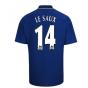 1997-98 Chelsea Fa Cup Final Shirt (Le Saux 14)