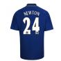 1997-98 Chelsea Fa Cup Final Shirt (Newton 24)
