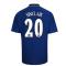 1997-98 Chelsea Fa Cup Final Shirt (Sinclair 20)