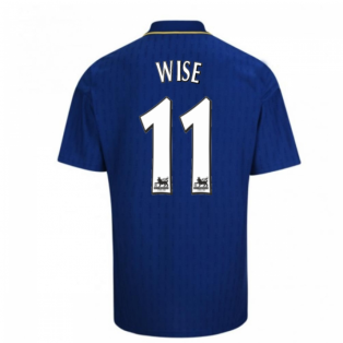 1997-98 Chelsea Fa Cup Final Shirt (Wise 11)