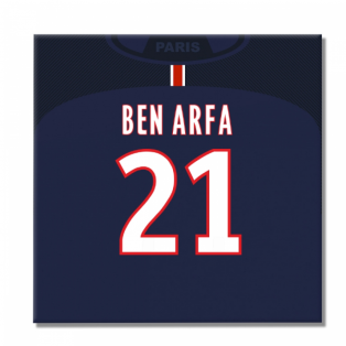 online store 5770b 3fde6 Buy Hatem Ben Arfa Football Shirts at UKSoccershop.com