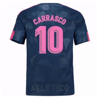 2017-18 Atletico Madrid Third Shirt (Carrasco 10)