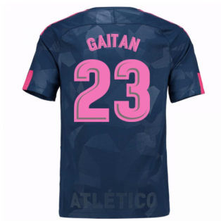 2017-18 Atletico Madrid Third Shirt (Gaitan 23) - Kids