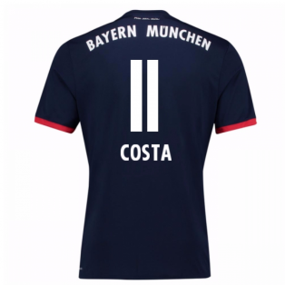 2017-18 Bayern Away Shirt (Costa 11) - Kids