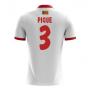 2017-18 Catalunya Airo Away Shirt (Pique 3) - Kids