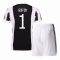 2017-18 Juventus Home Mini Kit (Buffon 1)