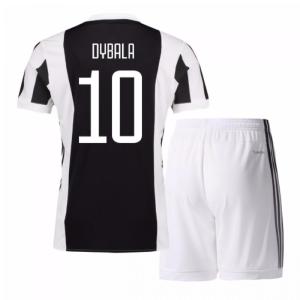 2017-18 Juventus Home Mini Kit (Dybala 10)